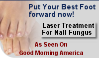 Laser Fungus Treatment
